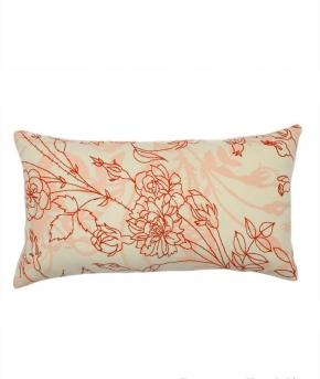 Декоративные подушки. Декоративная подушка (26х50) Divina 0.3 белый от Kvadrat