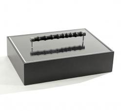Боксы для часов и украшений Шкатулки Deluxe. Шкатулка Black 42 х 31 см
