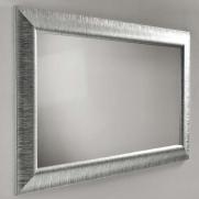 Зеркала для ванной. Eban Зеркало в раме Anastasia 90х70 argento