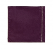 Пледы Покрывала Deluxe. Плед The Traveller Blanket - Wineberry