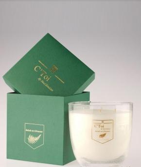 Ароматические свечи Парфюм для дома Диффузоры. Ароматическая свеча XL Sous la Treilles коллекции Balade en Cevennes от C'Toi