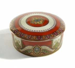Посуда Столовые приборы Декор стола Deluxe. Конфетница Hayat (12 см)