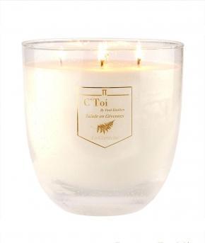 Ароматические свечи Парфюм для дома Диффузоры. Ароматическая свеча XL La Corniche коллекции Balade en Cevennes от C'Toi