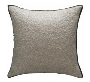 Декоративные подушки Deluxe. Подушка  Boucle Cashemere - Stone