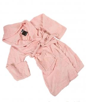 Халаты Одежда для бани и сауны Deluxe. Халат Black Rose от Sonia Rykiel