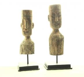 Предметы декора Deluxe. Голова острова Пасхи