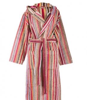 Халаты Одежда для бани и сауны Deluxe. Халат с капюшоном Jazz (Джаз) (S) от Missoni