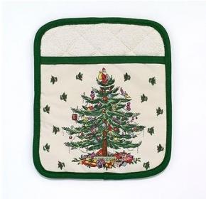 Прихватки, варежки для кухни. Прихватка Spode Christmas Tree 21523PH