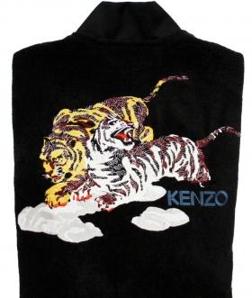 Халаты Одежда для бани и сауны Deluxe. Халат кимоно (S; M; L; XL) Tigerzoo Safran (Тайгерзу Сафран) от Kenzo