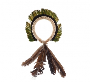 Предметы декора Deluxe. Головной убор пигмейского племени