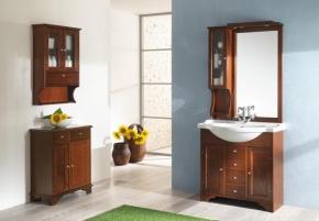 Мебель для ванной комнаты. Eban Eleonora 86 композиция Т27 мебель для ванной
