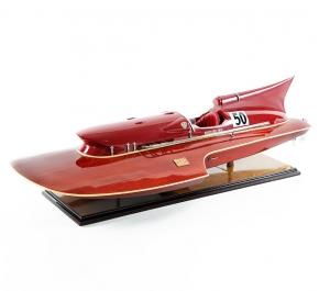 Декоративные игрушки Deluxe. Лодка Thunderboat