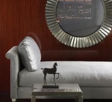 Интерьерные зеркала. Зеркало Pleats