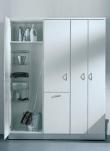 Итальянские постирочные раковины Мебель и оборудование для постирочной комнаты. Lavatoi Combi Мебель для постирочной комнаты шкафы высокие