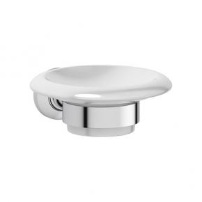Аксессуары для ванной настенные. 3SC Stilmar аксессуары для ванной настенные Мыльница фарфоровая