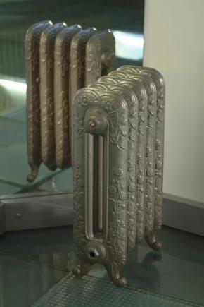 Радиаторы чугунные, стальные, стеклянные, биметаллические. 21 век Bruxelles радиатор чугунный