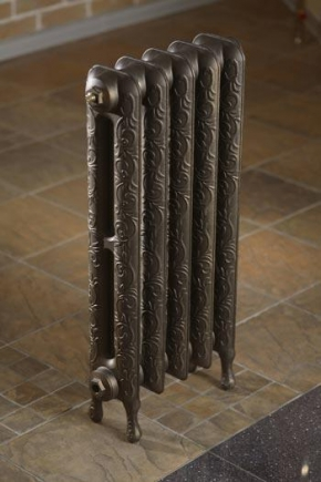 Радиаторы чугунные, стальные, стеклянные, биметаллические. 21 век Art Nouveau радиатор чугунный
