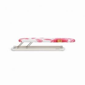 Аксессуары для стирки и глажки. Гладильная доска для рукавов Розовый сантини