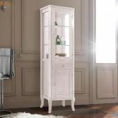 Пеналы Колонки Шкафчики Тумбы. Шкаф для ванной комнаты Kerasan Retro 7315