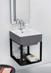 Итальянские постирочные раковины Мебель и оборудование для постирочной комнаты. Colavene LAUNDRY & BATH VOLA WASH BASIN MILANO COLOR мебель раковина 40 см