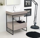 Итальянские постирочные раковины Мебель и оборудование для постирочной комнаты. Colavene LAUNDRY & BATH TRIX WASH BASIN MATERA COLOR мебель раковина 70 см