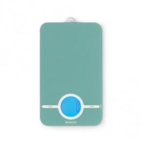 Весы напольные для ванной и сауны. Цифровые кухонные весы Mint мятный