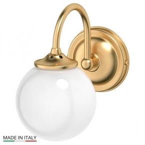 Светильники для ванной комнаты. Светильник матовое золото 40W 3SC STILMAR STI 326