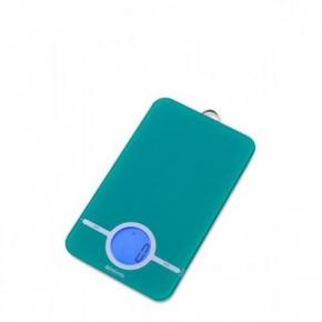 Весы напольные для ванной и сауны. Цифровые кухонные весы Caribbean Blue лазурный