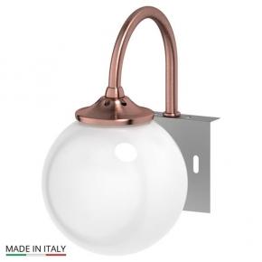 Светильники для ванной комнаты. Светильник для зеркала античная медь 40W 3SC STILMAR STI 625