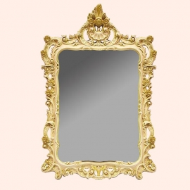 Зеркала для ванной. Tiffany World Зеркало TW02002 71x107см