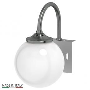 Светильники для ванной комнаты. Светильник для зеркала античное серебро 40W 3SC STILMAR STI 425