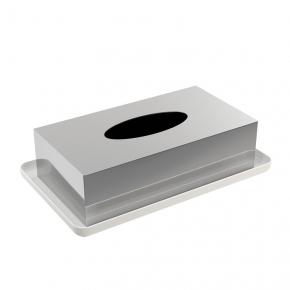 Салфетницы настольные настенные. EQUILIBRIUM POMDOR фарфоровые аксессуары для ванной салфетница
