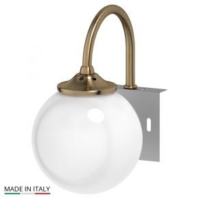 Светильники для ванной комнаты. Светильник для зеркала античная бронза 40W 3SC STILMAR STI 525