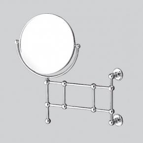 . Devon&Devon First Class косметическое зеркало настенное с увеличением 1х2 двухстороннее Хром, Золото и Бронза