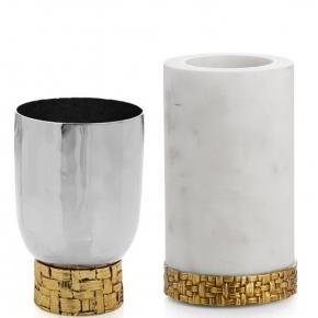 . Michael Aram Пальмовая ветвь стаканы для щёток