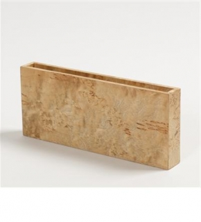 Аксессуары для кабинета Deluxe. Wood Collection деревянные аксессуары для рабочего стола карандашница Карельская берёза