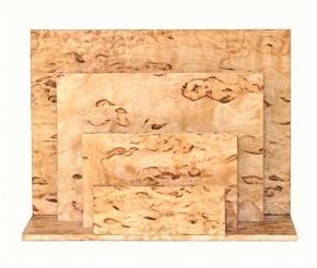Аксессуары и Мебель для дома. Wood Collection деревянные аксессуары для рабочего стола держатель для бумаг вертикальный Карельская берёза