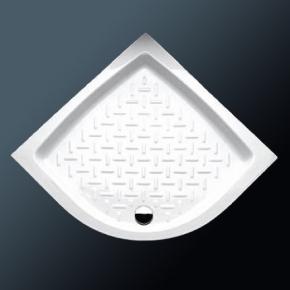 Душевые поддоны. Ceramica Althea PIATTI DOCCIA поддон керамический полукруглый R560 80х80