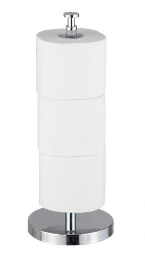 Стойки напольные с бумагодержателем, полотенцедержателем, ёршиком и высокие. Florenz Nicol напольный держатель для запасных рулонов туалетной бумаги тройной