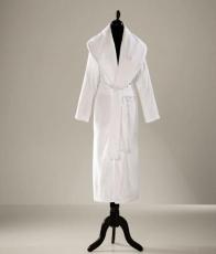 Халаты Одежда для бани и сауны Deluxe. Халат банный женский Velours Basic от Escada