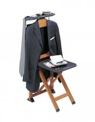 Вешалки для одежды. Вешалка для одежды стул раскладная напольная Foppapedretti Suite