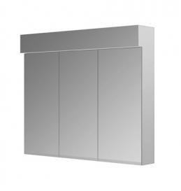 Зеркальные шкафчики Аптечки. Keuco зеркальный шкафчик с подсветкой EDITION 11 с распашными дверками