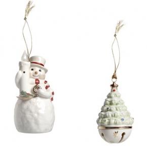 . Набор из 3 новогодних украшений