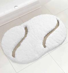 Коврики для ванной комнаты.  DORADO коврик для ванной комнаты Nicol овальный