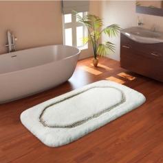 Коврики для ванной комнаты.  COUNTRY коврик для ванной комнаты Nicol