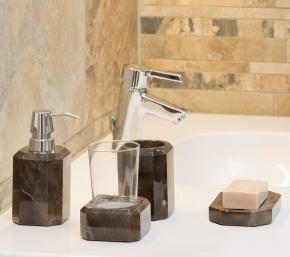 . Octavia Nicol мраморные аксессуары для ванной настольные настольные