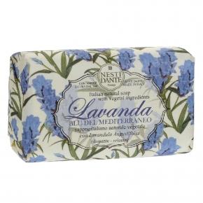Luxury Гель для душа Мыло. Nesti Dante Lavanda Blu Del Mediterraneo Мыло Лаванда Синева Средиземного моря 150 г