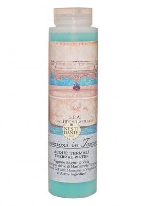 Luxury Гель для душа Мыло. Nesti Dante Emozioni In Toscana Acque Termale Гель для душа Термальные источники 300 мл