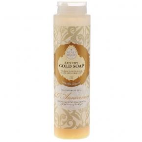 Luxury Гель для душа Мыло. Nesti Dante Anniversary Gold Soap Luxury Гель для душа Юбилейный золотой 300 мл
