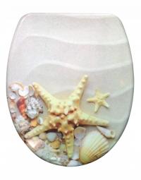 Сиденья для унитаза с крышкой. Marina сиденье для унитаза с микролифтом крышки морская звезда